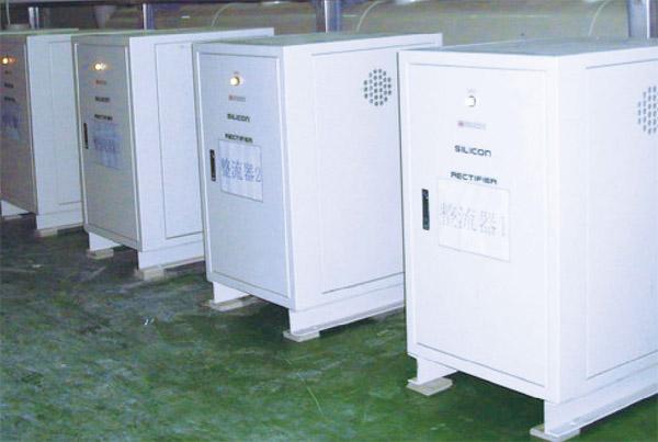 直流电源供应系统